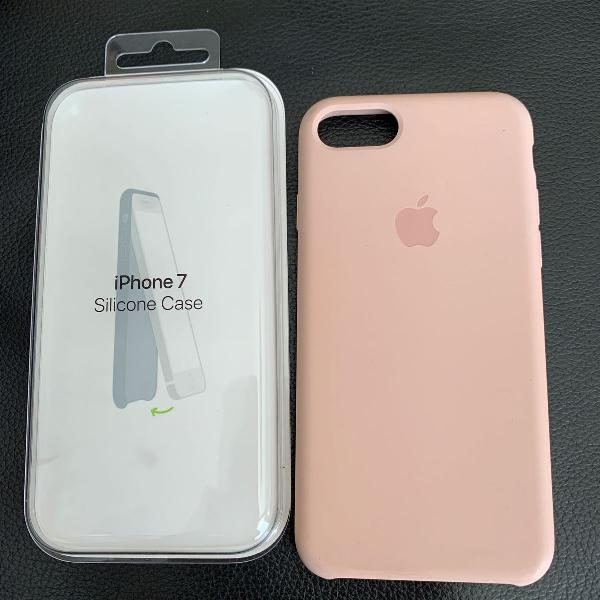 Case iphone 7 pink sand