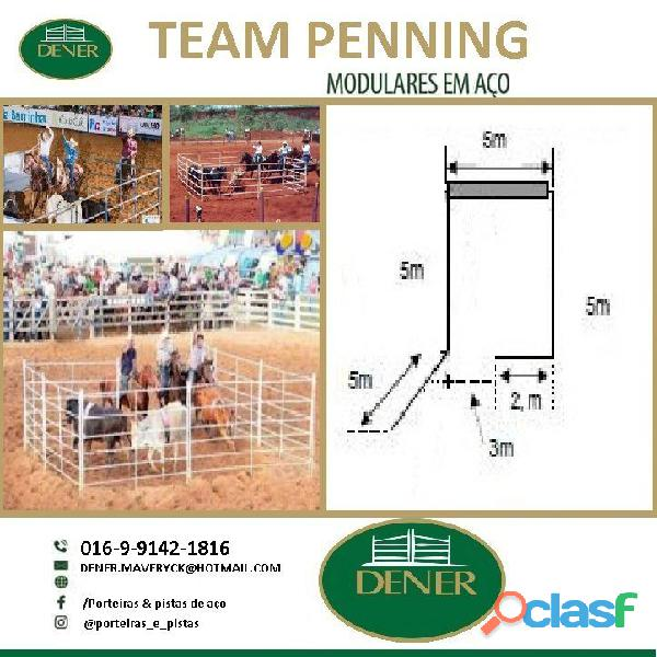 Curral de Team Penning