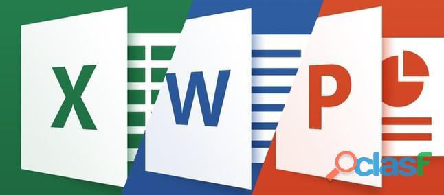 Curso de Excel, Word e PowerPoint