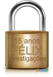 Estratégico detetive particular Uberlândia Félix