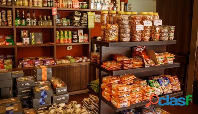 Excelente Loja de Produtos Naturais com Hortifruti, Mercado e Bebidas em Mauá   Próximo do Centro.