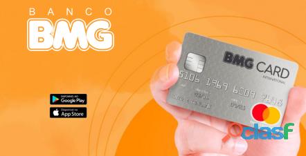 Ganhe Dinheiro Indicando a Conta Digital BMG gratuita
