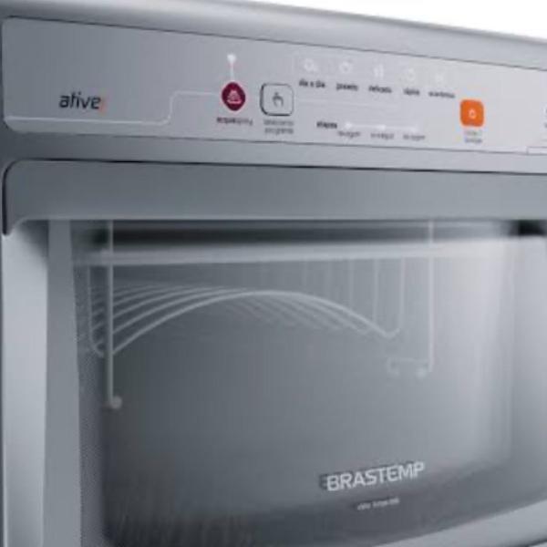 Máquina de lavar louças brastemp