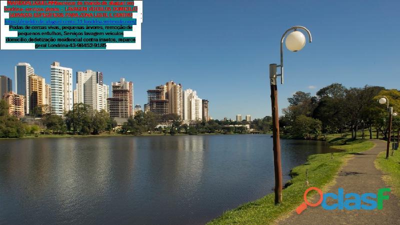 Podas de Cercas vivas em Londrina PR – Guiajardim Vila Flores