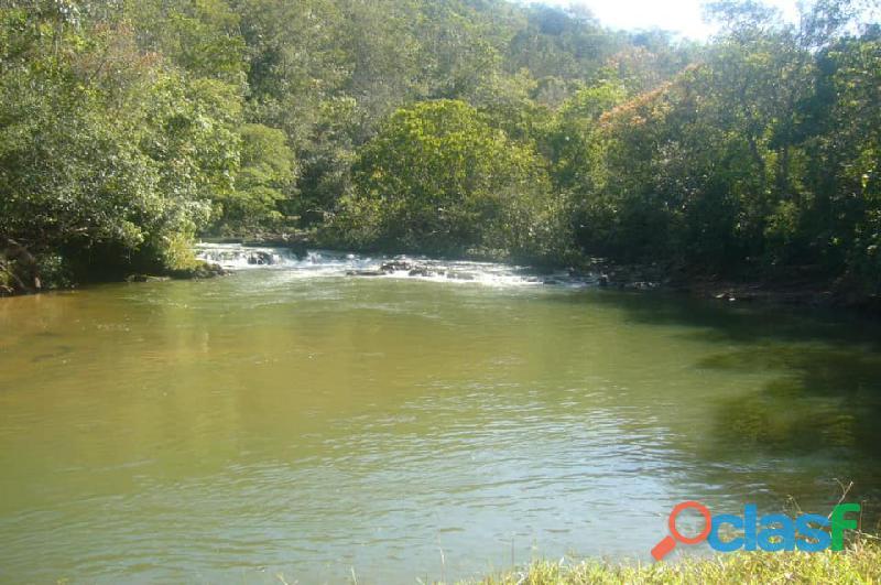 11 Alqs Formada Rio Córrego Pirenópolis GO 1