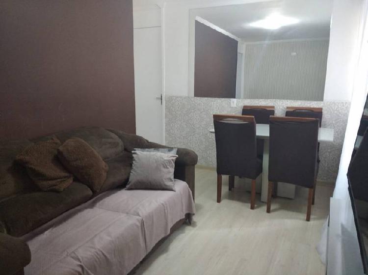 Apartamento com 2 dormitórios à venda, 42,74 m² por r$