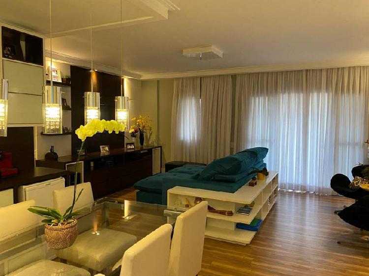 Apartamento com 3 quartos e 2 vagas - 100m² á venda na