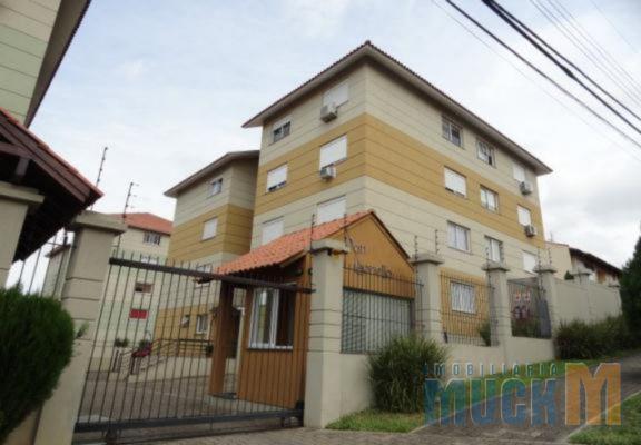 Apartamento para venda com 53 metros quadrados com 2 quartos