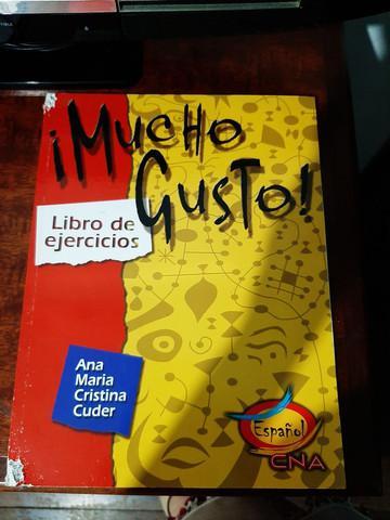 03 livros de espanhol