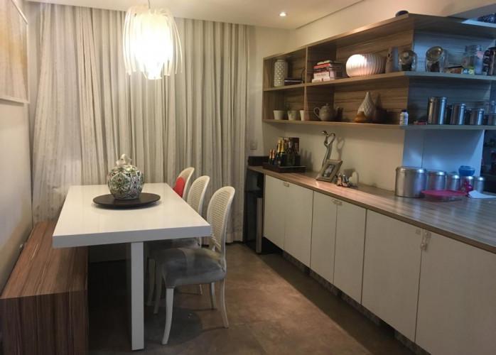 Apartamento com varanda gourmet 84 m² em são caetano do