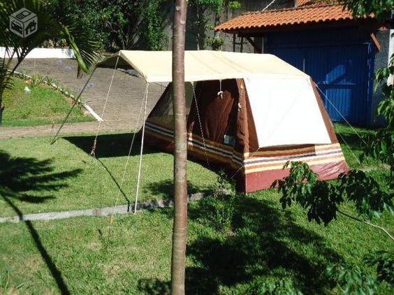 Barraca de camping capri super brisa 5 - impecável