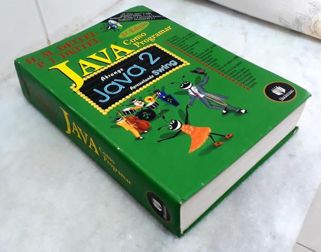 Java como programar 3ª edição