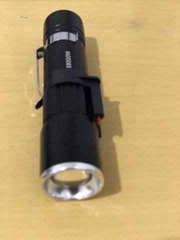 Lanterna tática