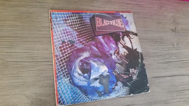 Lp disco vinil black n blue without love hard rock guns n