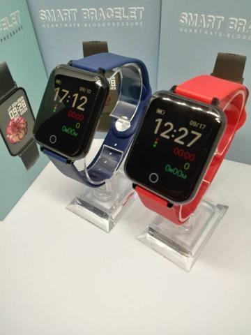 R$140 relógio inteligente b57 entrega grátis joinville