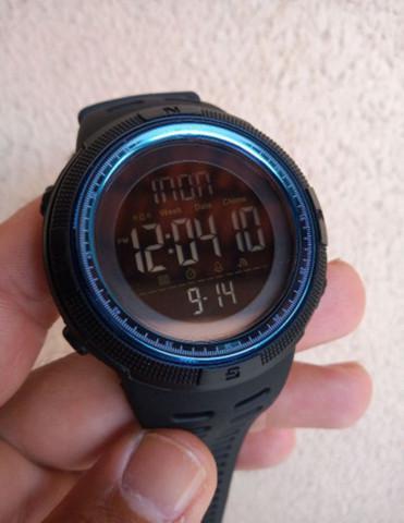 Relógio skmei original a prova d'água