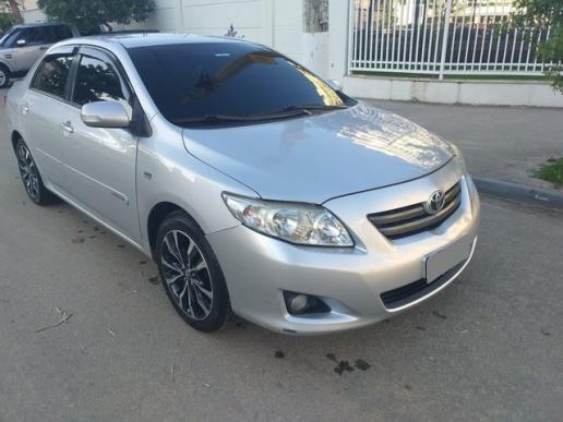 Toyota corolla sedan xei 1.8 16v (automático) 2010