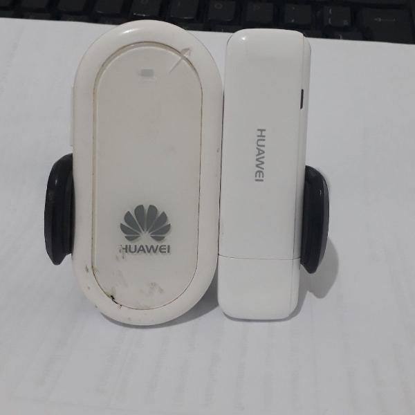 2 modem portáteis huawei