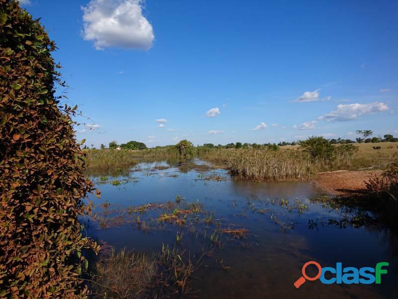 220 Alqs Formada Córrego Montada Boa Logística Jussara GO 2
