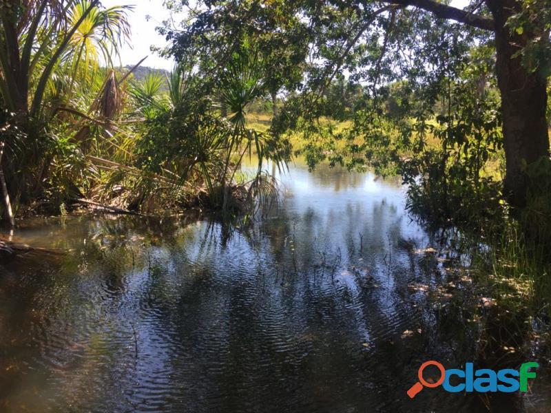 220 Alqs Formada Córrego Montada Boa Logística Jussara GO 3