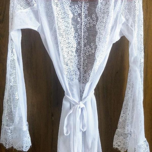 Hobby (robe) branco
