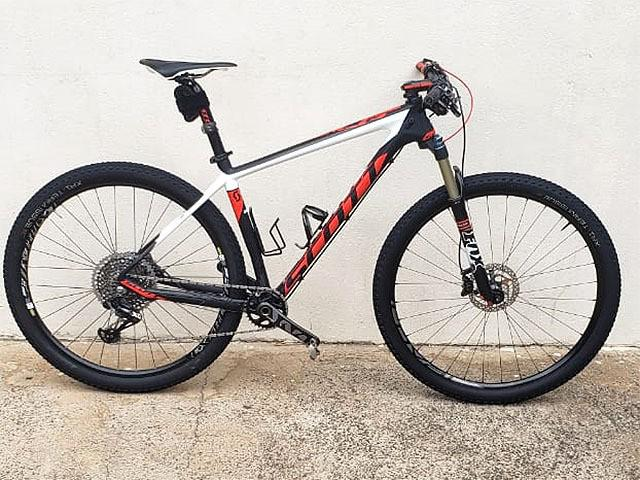 Mountain bike scott scale 930 carbon