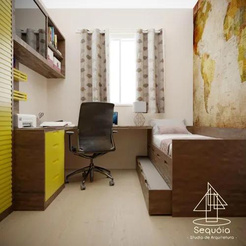 Projeto de interiores e consultoria