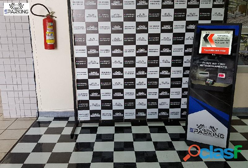Administração(gestão) de estacionamentos rotativos(Garagens) 6