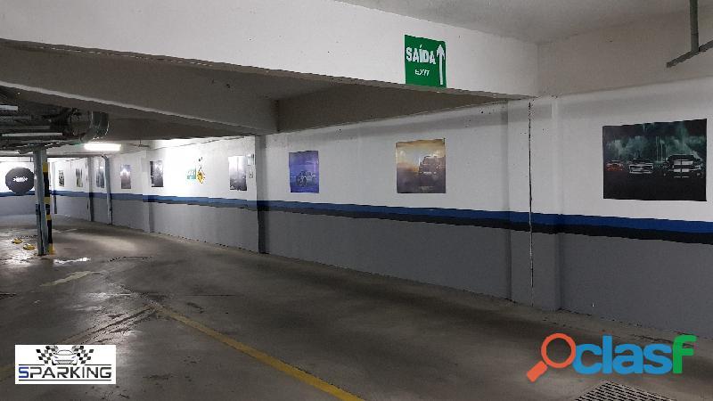 Administração(gestão) de estacionamentos rotativos(Garagens) 8