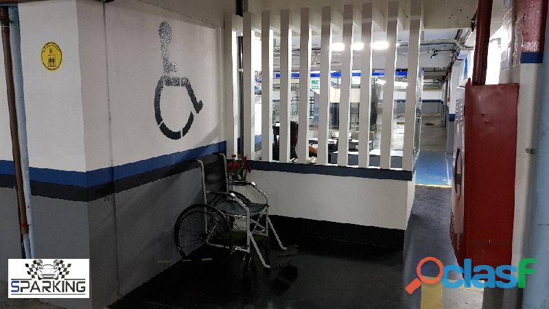 Administração(gestão) de estacionamentos rotativos(Garagens) 9
