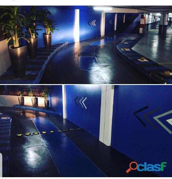 Administração(gestão) de estacionamentos rotativos(Garagens) 11
