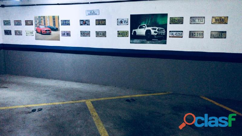 Administração(gestão) de estacionamentos rotativos(Garagens) 16
