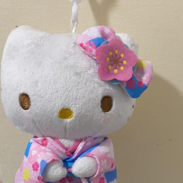 Boneca hello kitty disney japan