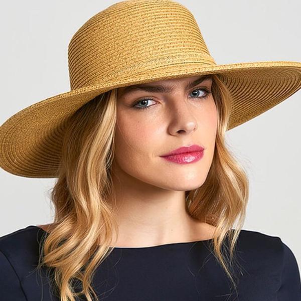 Chapéu uv com proteção solar jurerê