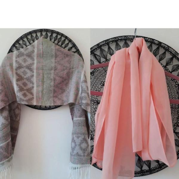Kit dois lenços