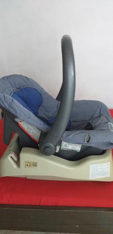 Bebê conforto com base para carro burigotto $