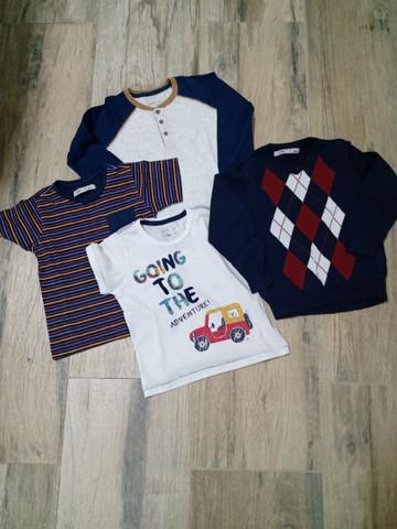 Lotinho de roupas 2 anos menino