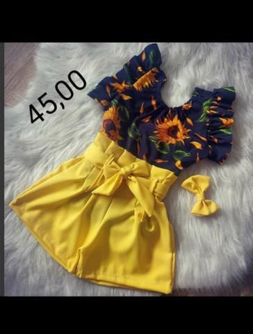 Roupa infantil moda blogueirinha