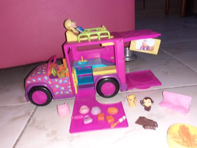 Trailler da polly pocket