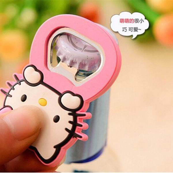 Abridor de garrafa - hello kitty