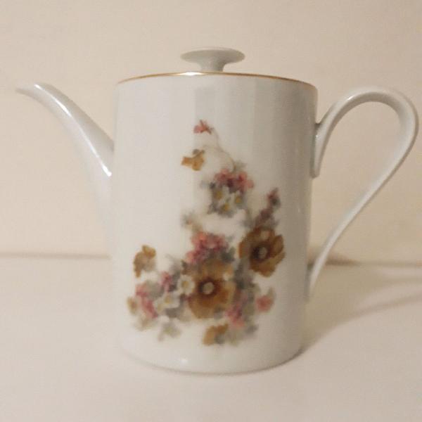 Bulê chá porcelana