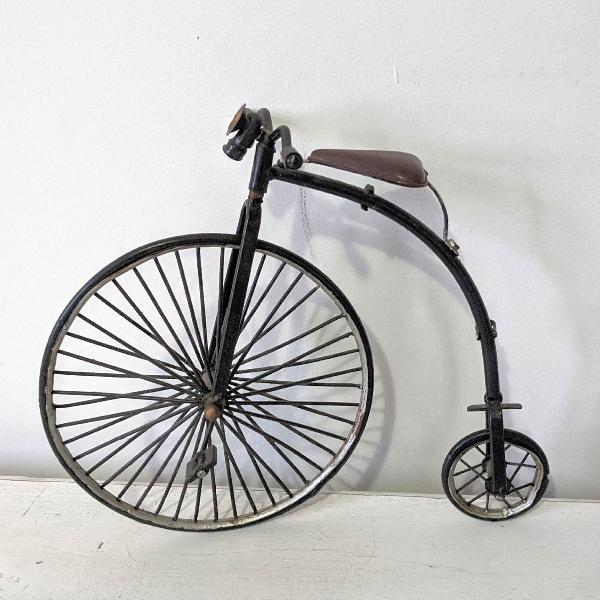 Enfeite bicicleta antiga