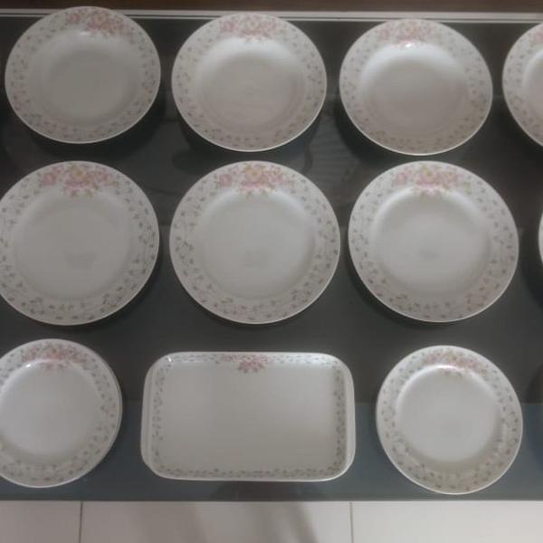 Jogo de porcelana germer