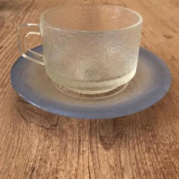 Jogo xícaras de chá