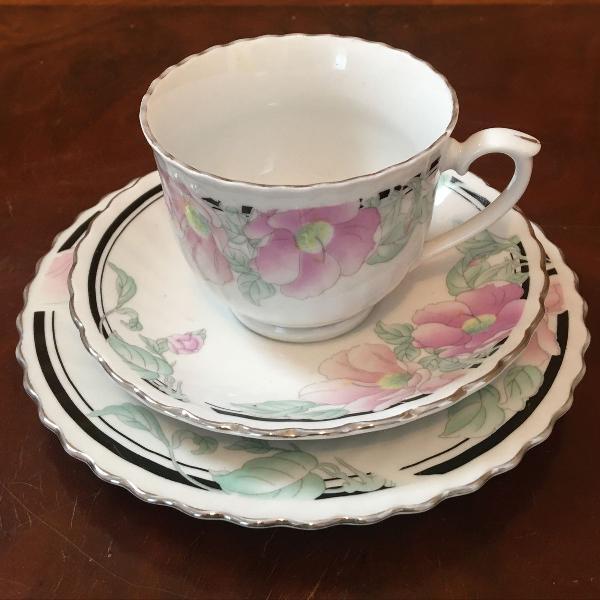 Xícara para chá porcelana nova