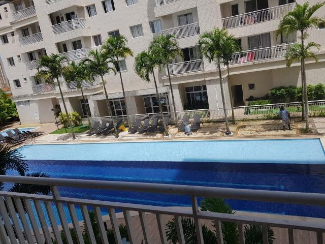 Aluga apartamento novo, no conj. residencial parque jardins