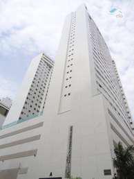 Apartamento com 1 quarto para alugar no bairro norte, 63m²