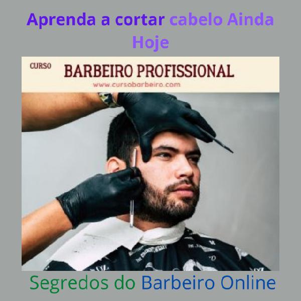 Curso segredos do barbeiro online