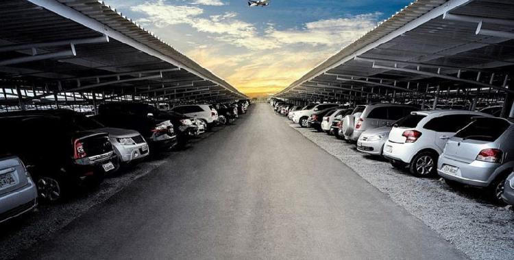 Estacionamento zona oeste
