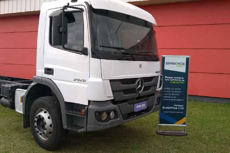Mb2426 mercedes benz - 15/16